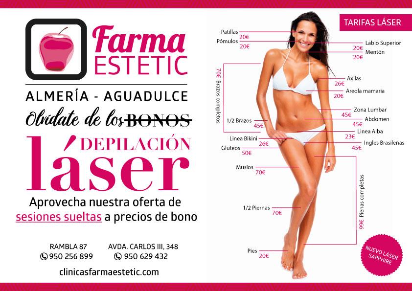 Oferta depilacion laser almeria