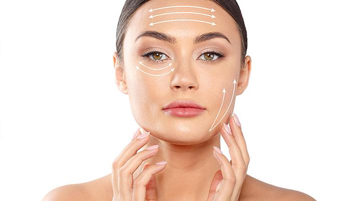 Eliminar arrugas de expresión