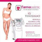 ¡¡NOVEDAD!! Venus Legacy™ en nuestra clínica de Aguadulce