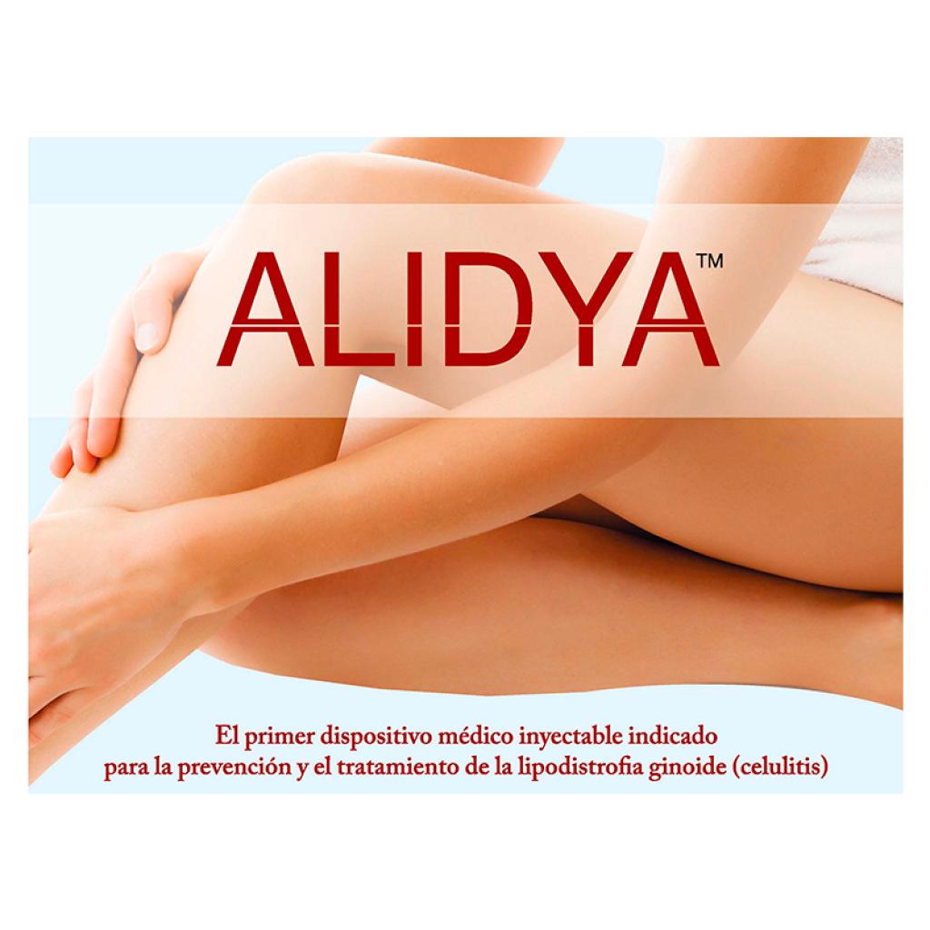 Elimina la celulitis con Alidya