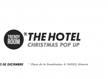 ¡Nosotros también estaremos en The Trendy Room Almería!
